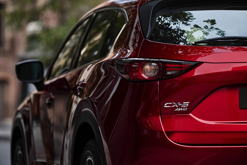 Charlotte NC - 2019 Mazda CX-5's Exterior
