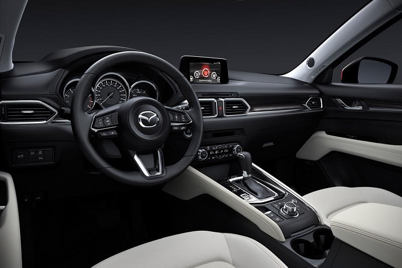 Charlotte NC - 2019 Mazda CX-5's Interior