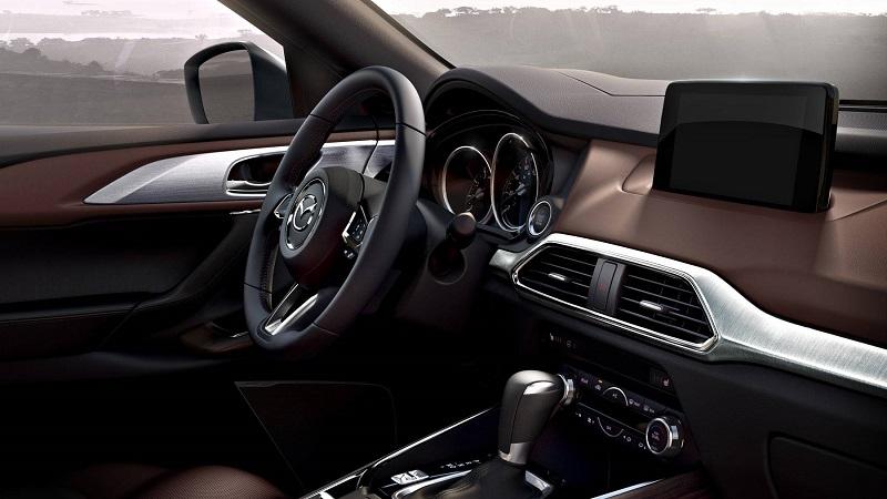 Charlotte NC - 2019 Mazda CX-9's Interior