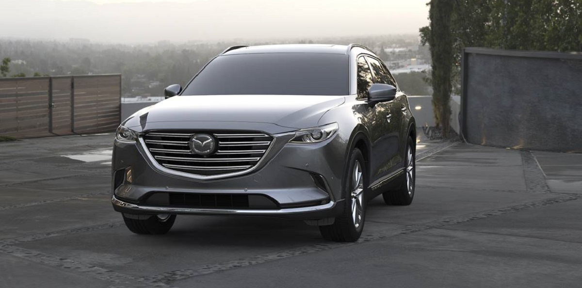 2019 Mazda CX-9 Lease and Specials in Charlotte NC