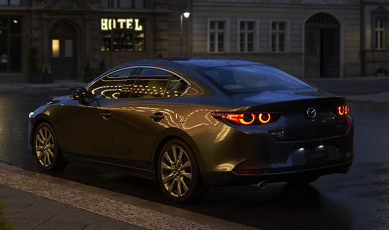 Huntersville NC - 2019 Mazda3's Overview