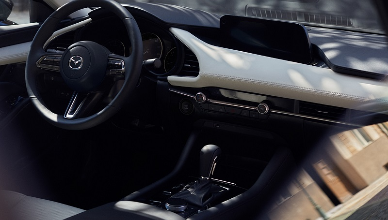 Test Drive 2019 Mazda3 near Charlotte NC