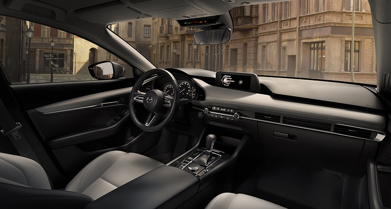 Charlotte NC - 2019 Mazda3's Interior