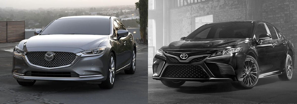 Why 2019 Mazda6 vs 2019 Toyota Camry - Huntersville NC