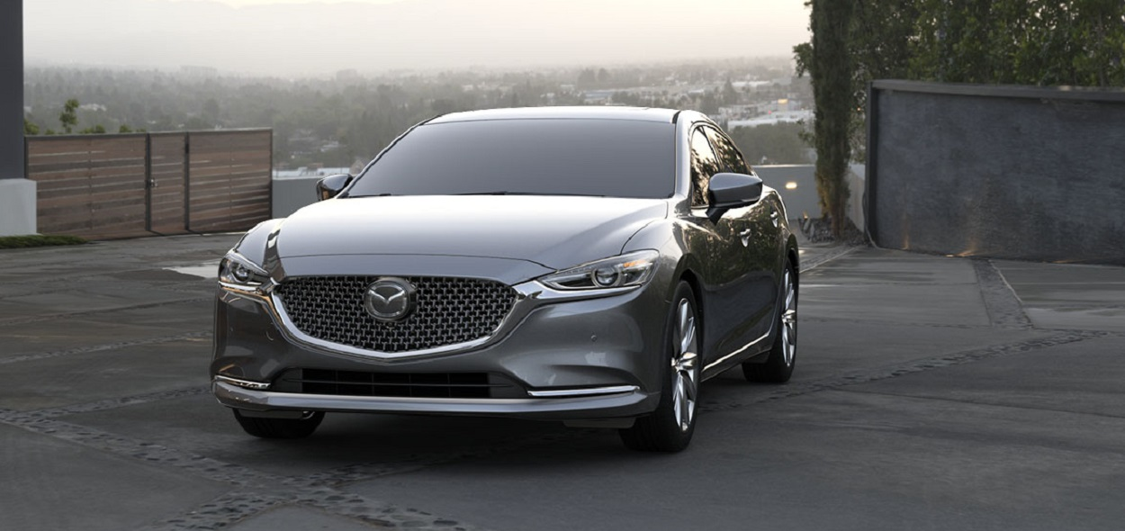 2019 Mazda6 Lease and Specials near Charlotte NC