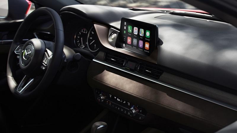 Charlotte NC - 2019 Mazda6's Interior