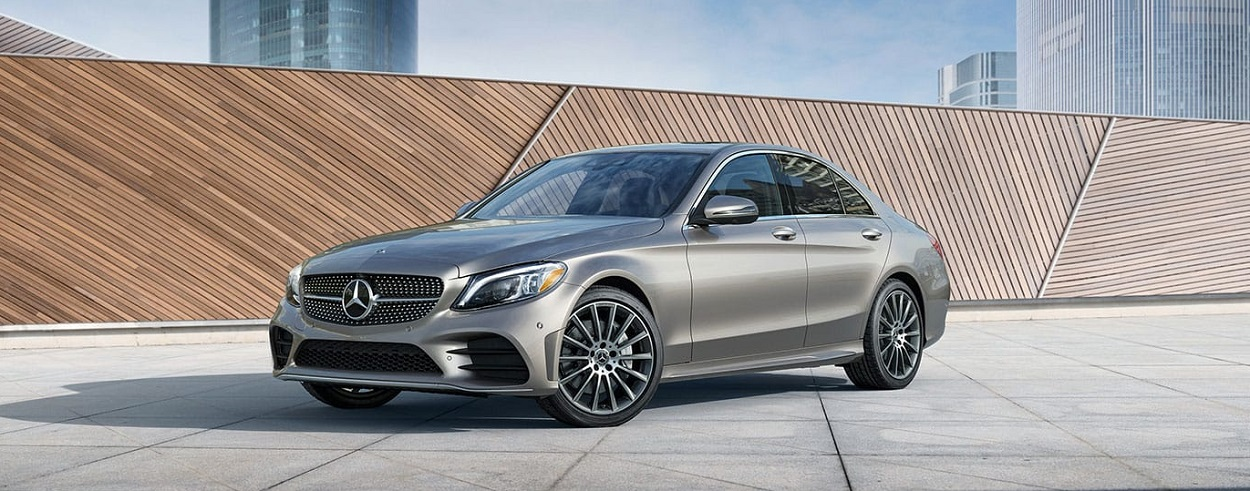Buy, Lease, or Finance the 2019 Mercedes-Benz C 300 Sedan in Chattanooga TN