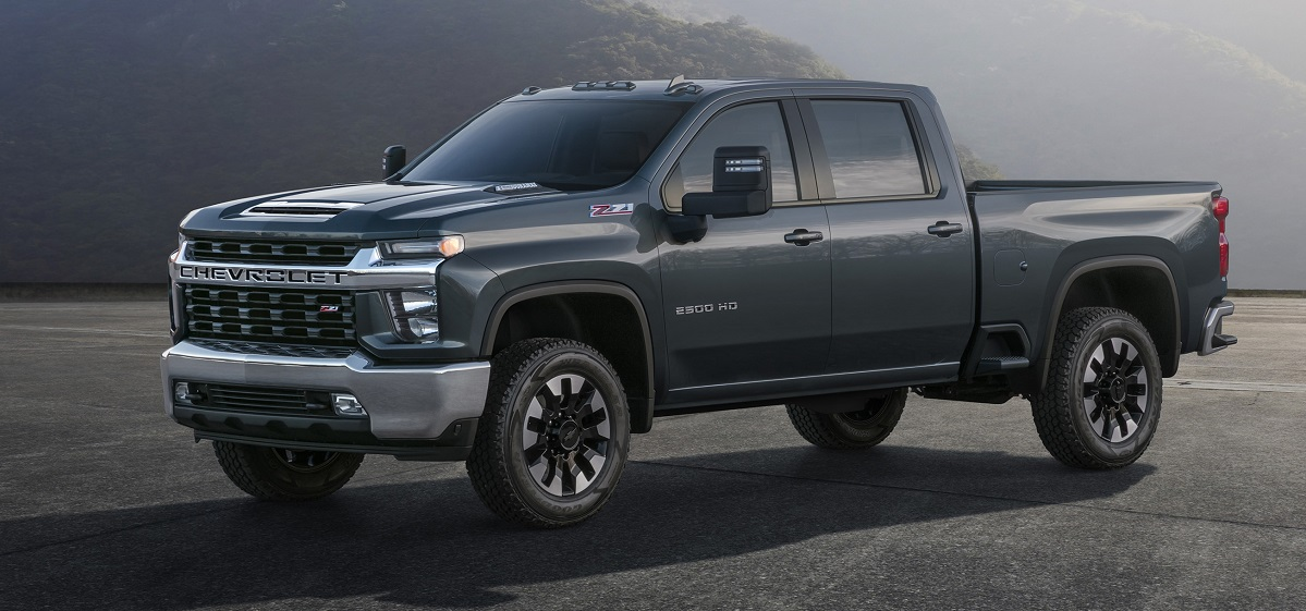 Research 2020 Chevrolet Silverado HD - Greensboro NC
