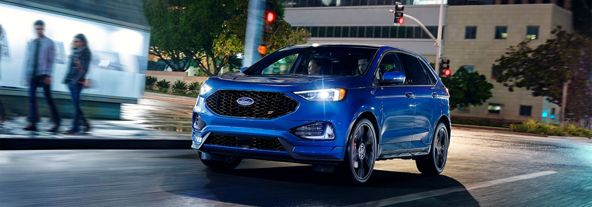 Explore the 2020 Ford Edge near New Haven CT