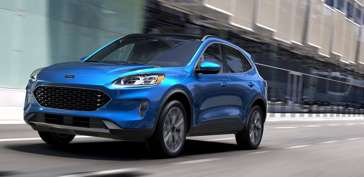 2020 Ford Escape has been a top option for SUV shoppers in Connecticut