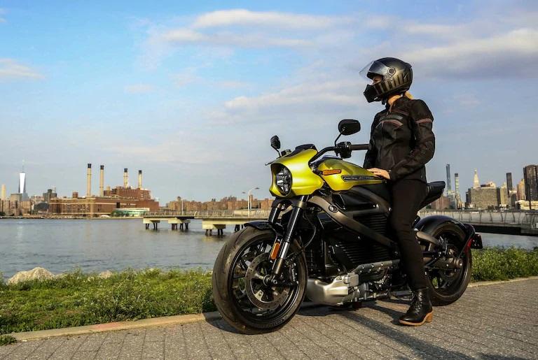 Temecula CA - 2020 Harley-Davidson LiveWire