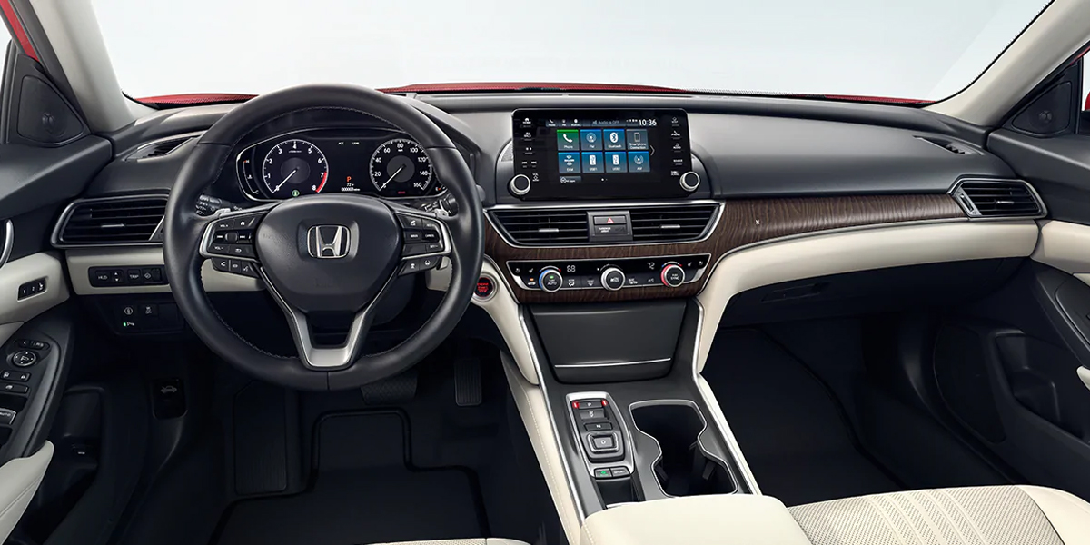 Brooklyn NY - 2020 Honda Accord's Interior