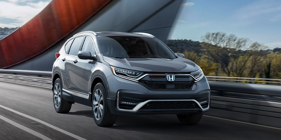 Brooklyn Review - 2020 Honda CR-V's Overview