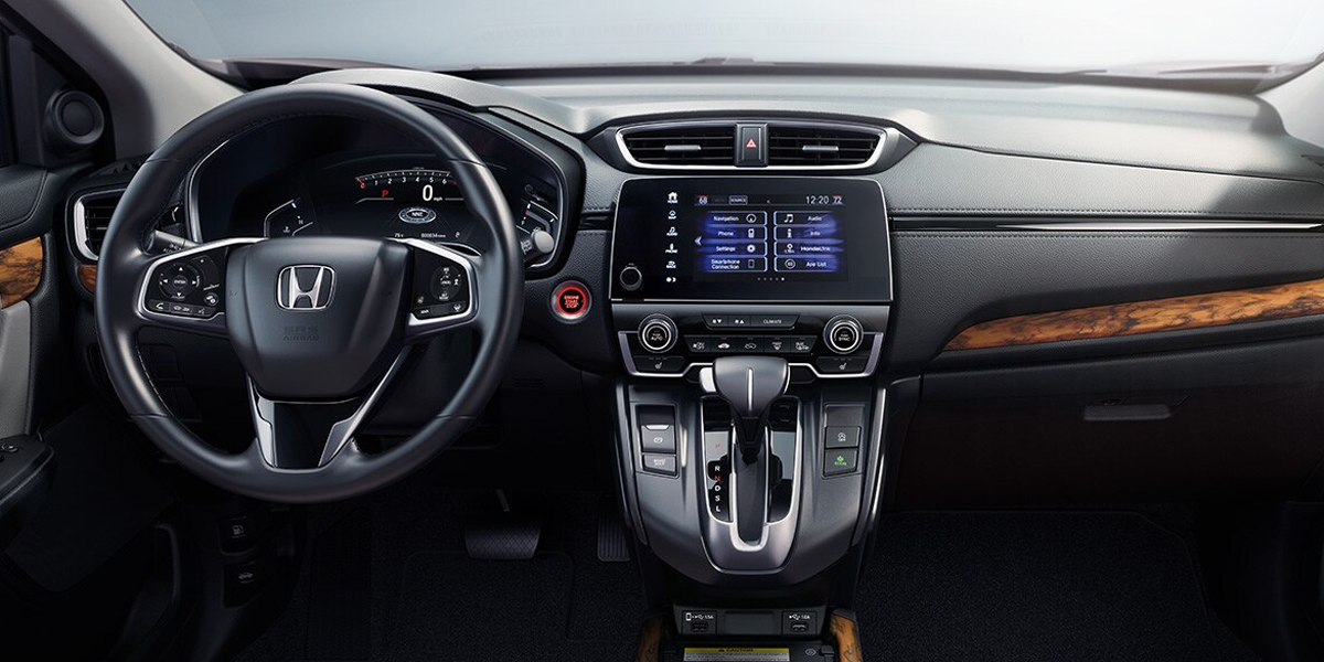 Queens NY - 2020 Honda CR-V's Interior