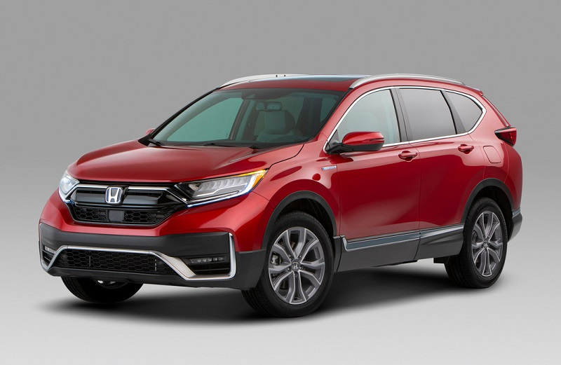 2020 Honda CR-V Hybrid Review - Brooklyn NY's Exterior