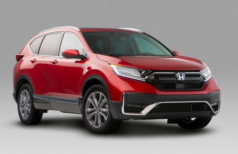 Brooklyn Review - 2020 Honda CR-V