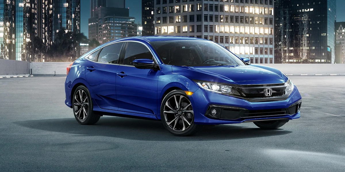 2020 Honda Civic Lease and Specials near New York City NY