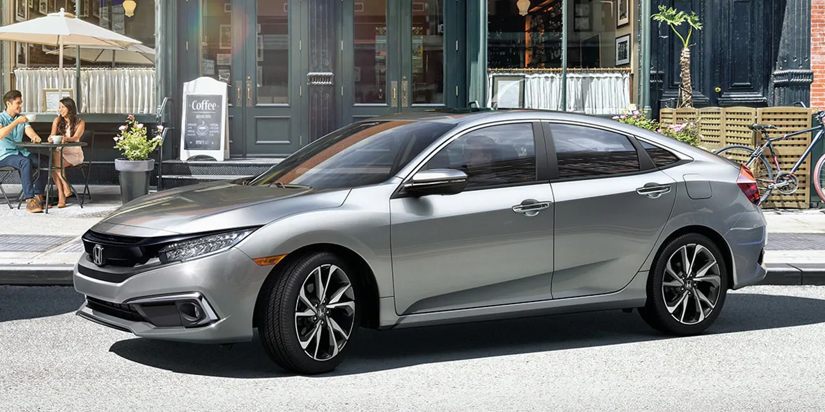 New York City - 2020 Honda Civic's Exterior