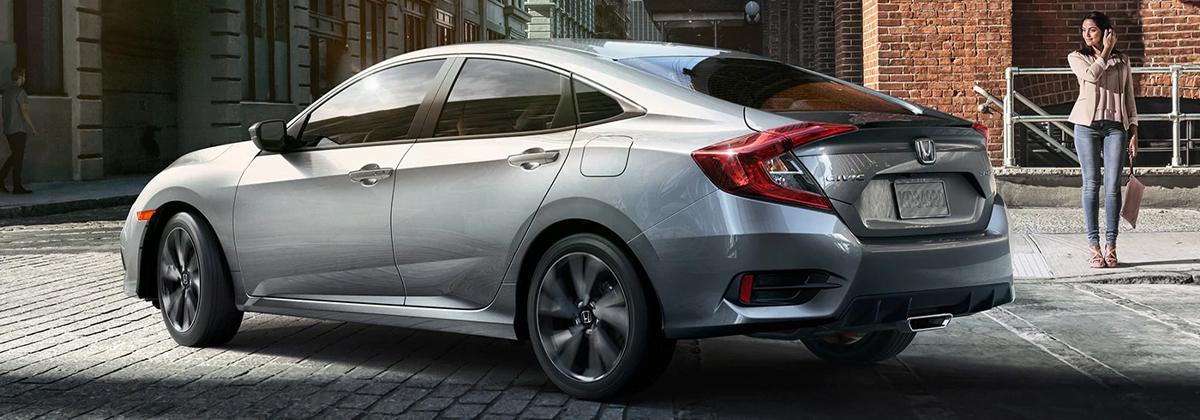Research 2020 Honda Civic in Brooklyn NY