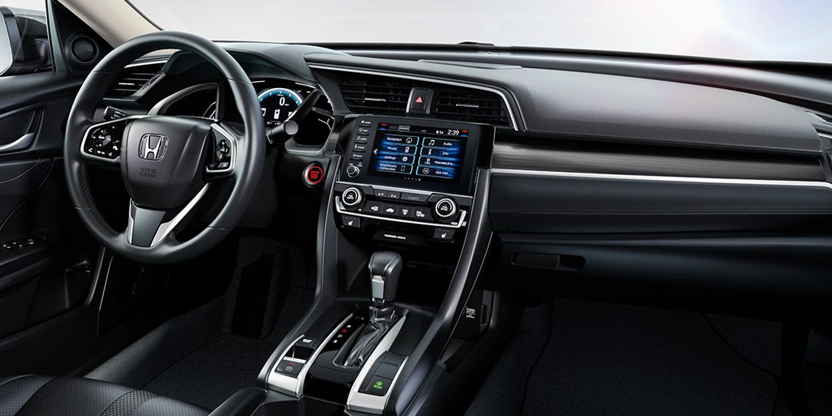 New York City - 2020 Honda Civic's Interior