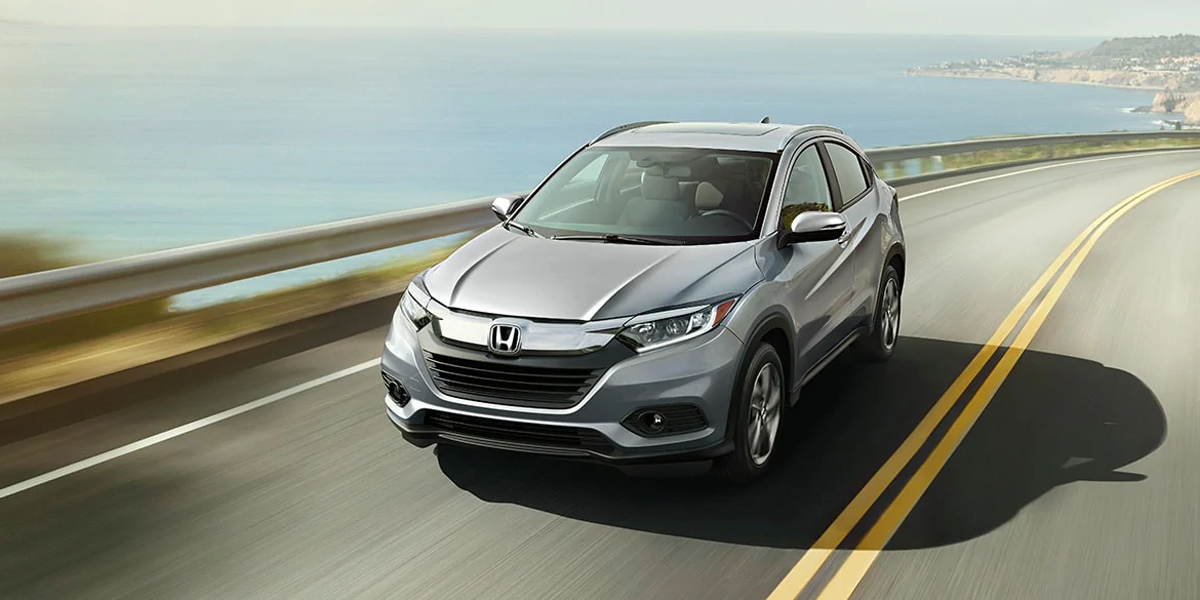 2020 Honda HR-V Lease and Specials near New York City NY