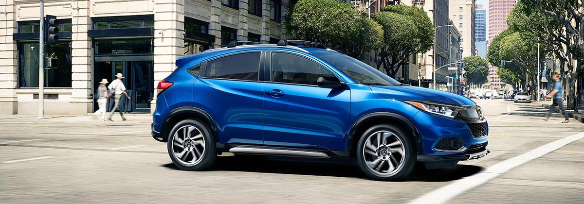 2020 Honda HR-V Lease and Specials near New York City NY