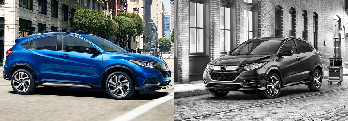 Compare 2020 Honda HR-V vs 2019 Honda HR-V - Brooklyn NY