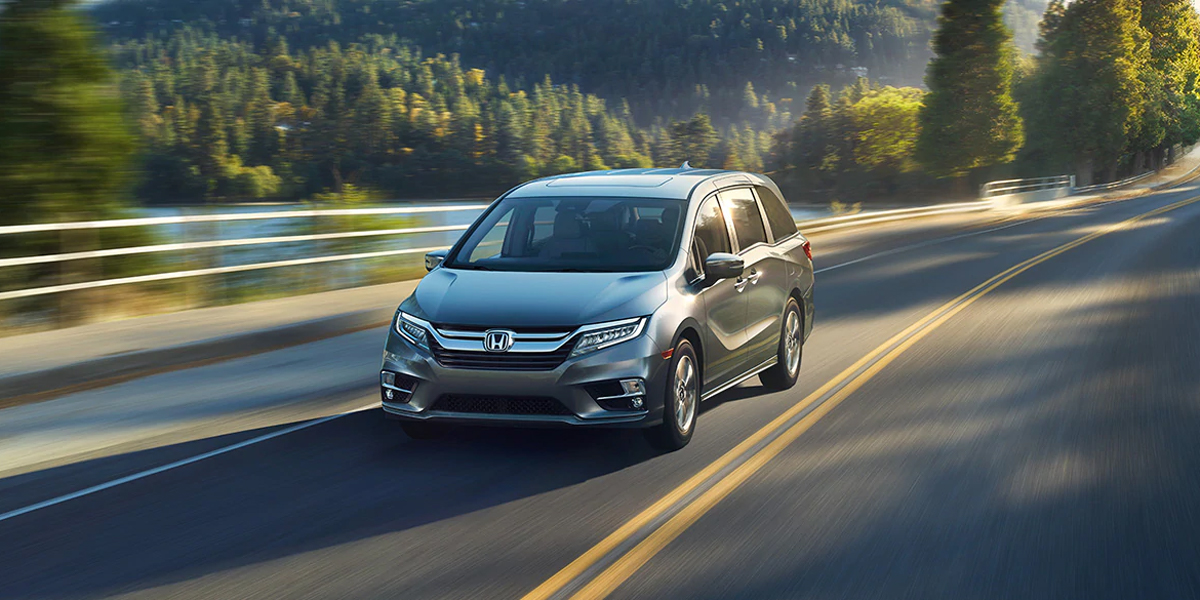 New York City - 2020 Honda Odyssey's Overview
