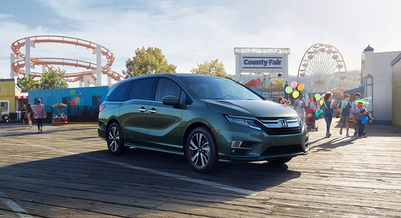 Why Buy 2020 Honda Odyssey in New York City