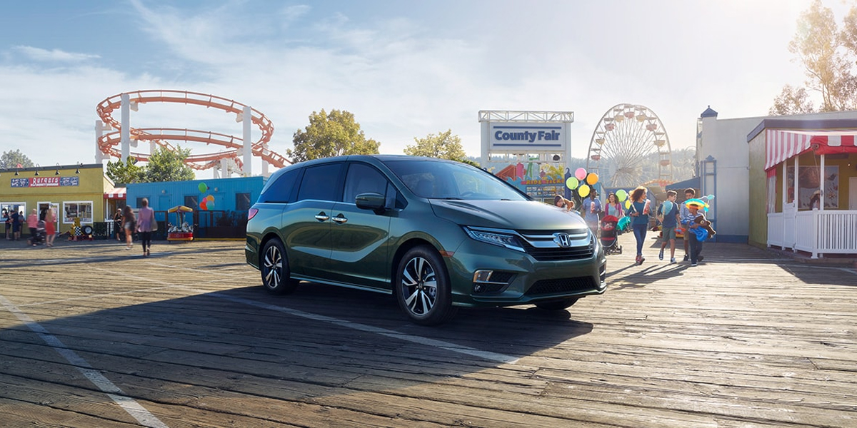 2020 Honda Odyssey Lease and Specials in Brooklyn NY