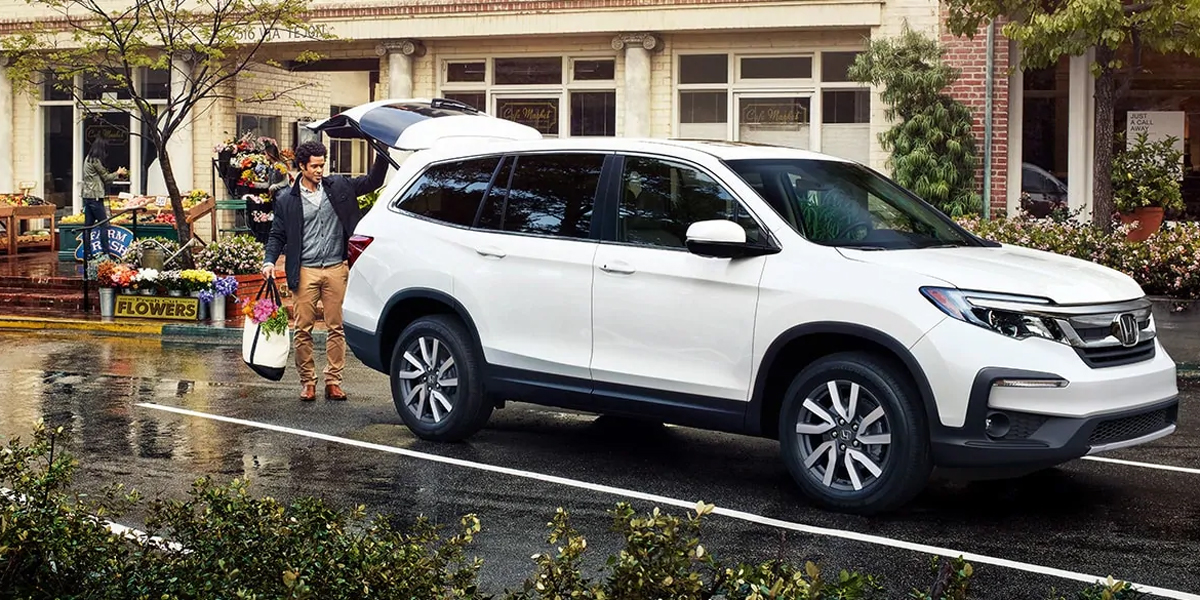 2020 Honda Pilot Lease and Specials near New York City NY
