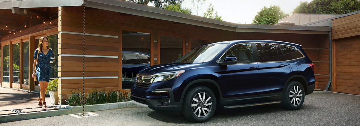 2020 Honda Pilot lease and specials in Brooklyn NY