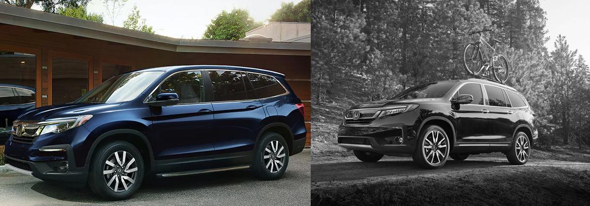 2020 Honda Pilot vs 2019 Honda Pilot - Brooklyn NY