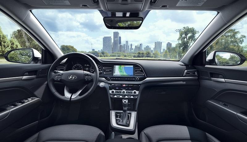 Long Island NY - 2020 Hyundai Elantra's Interior