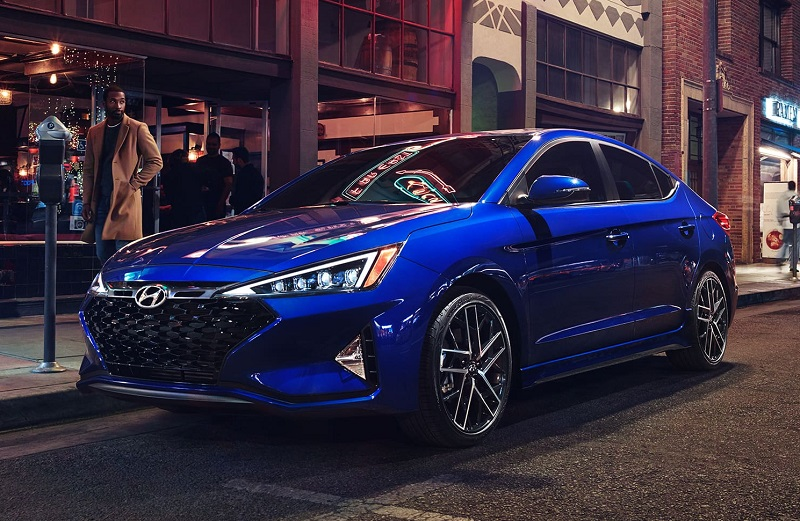 Shop Online - 2020 Hyundai Elantra near Charlotte North Carolina