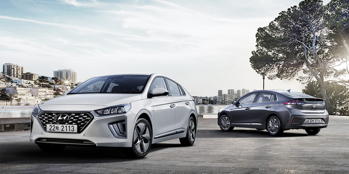 Charlotte Review - 2020 Hyundai IONIQ Electric's Mechanical