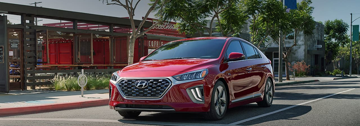 Charlotte Review - 2020 Hyundai IONIQ Electric