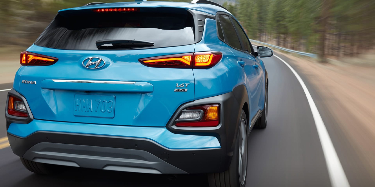 Matthews NC - 2020 Hyundai Kona's Mechanical