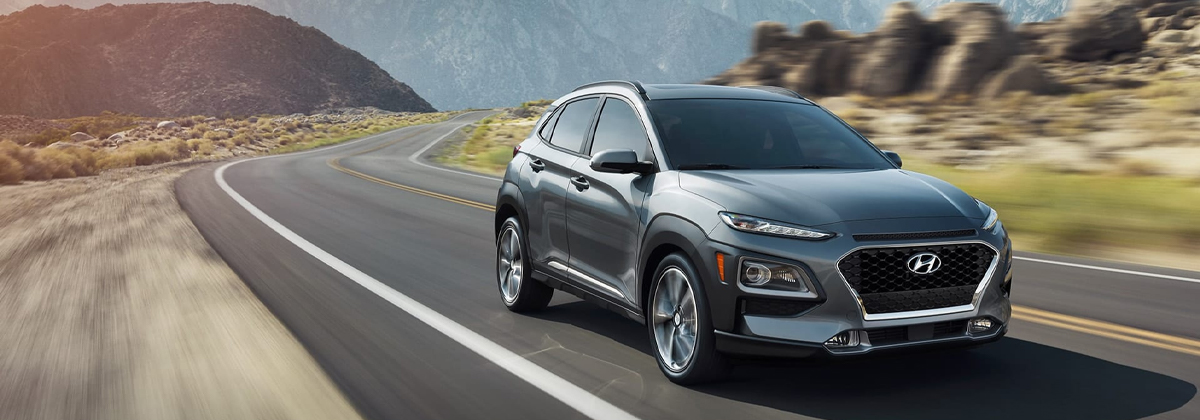 2020 Hyundai Kona Lease and Specials in Matthews NC