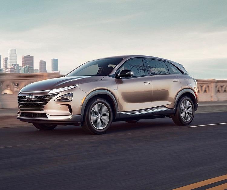 2020 Hyundai NEXO Fuel Cell