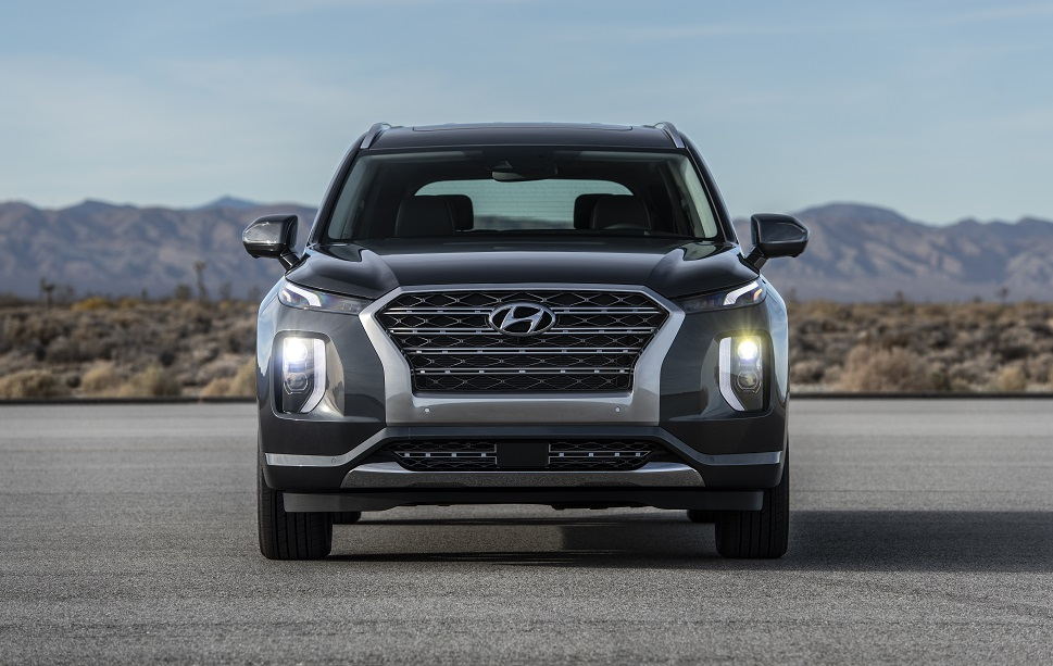 Hyundai dealership serving Gastonia NC - 2020 Hyundai Palisade