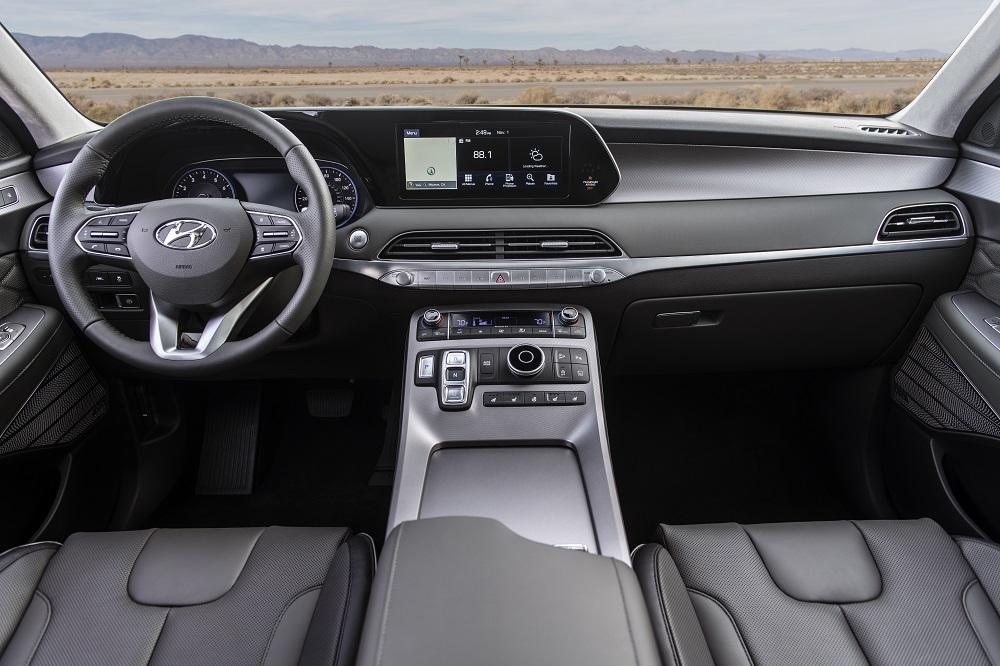Centereach NY - 2020 Hyundai Palisade's Interior