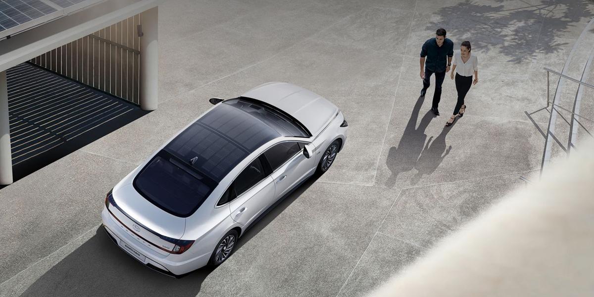 Long Island NY - 2020 Hyundai Sonata Hybrid's Overview