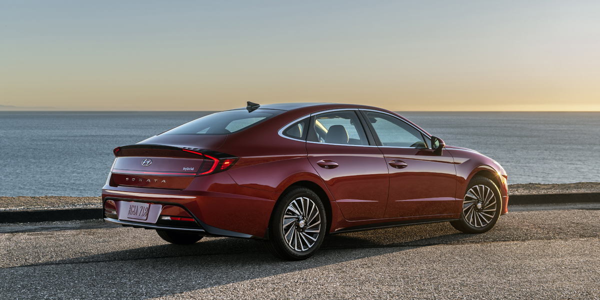 Charlotte Review - 2020 Hyundai Sonata Hybrid's Mechanical