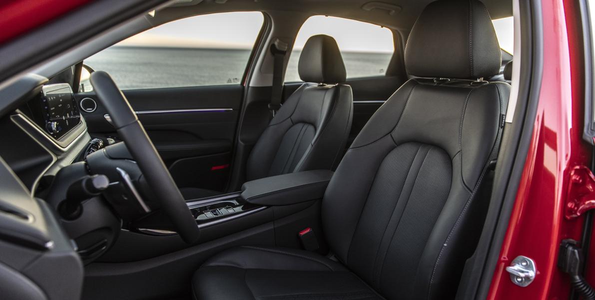 Long Island NY - 2020 Hyundai Sonata Hybrid's Interior