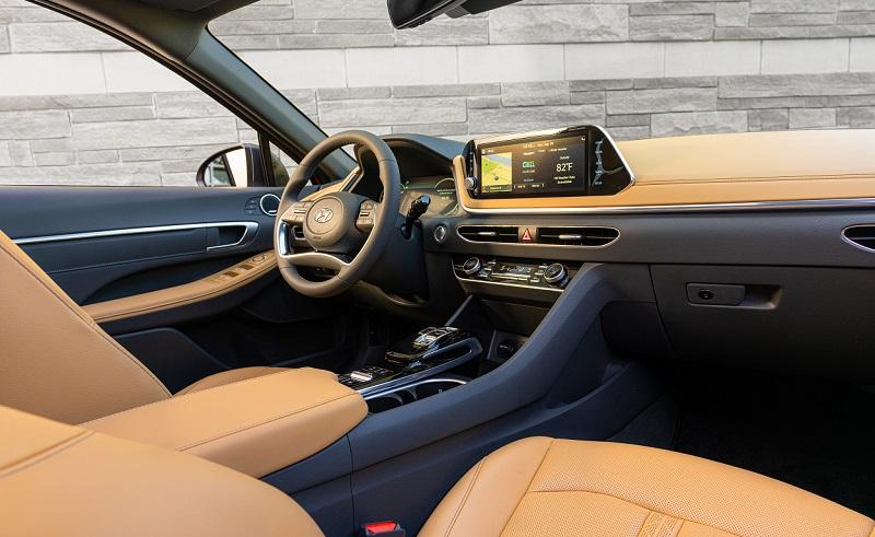 Long Island NY - 2020 Hyundai Sonata's Interior