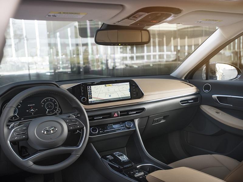 Centereach NY - 2020 Hyundai Sonata's Interior