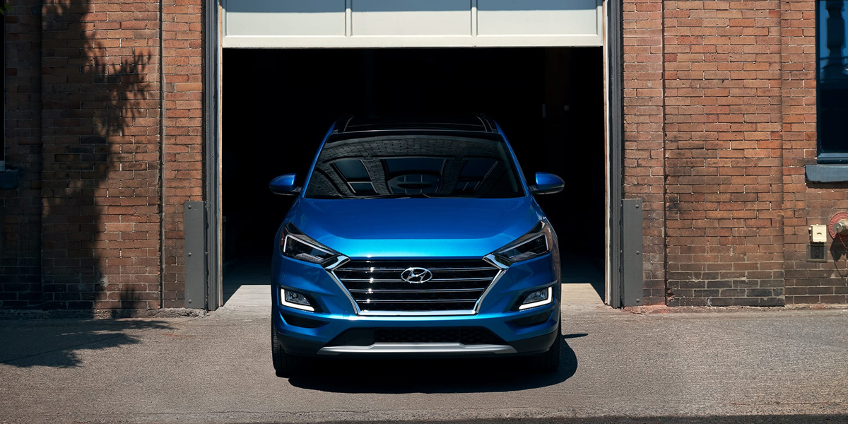 2020 Hyundai Tucson Lease and Specials in Matthews NC