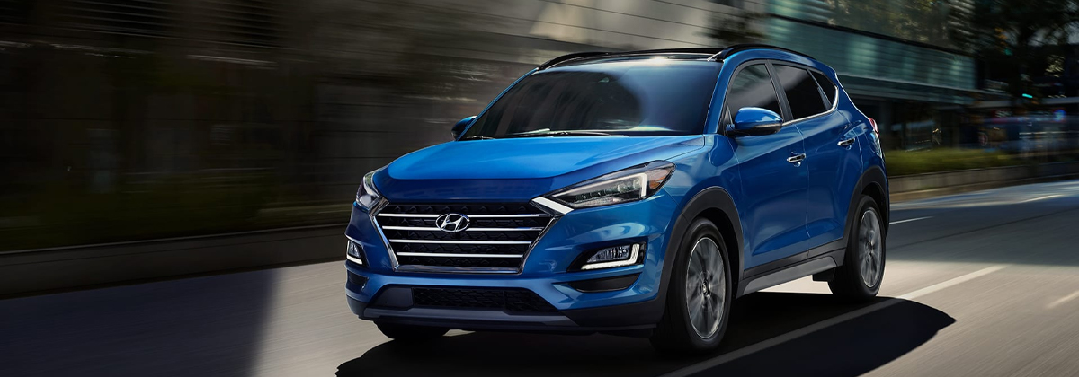 What are the different 2020 Hyundai Tucson Trim Levels