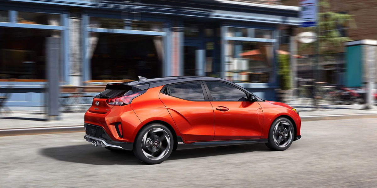 2020 Hyundai Veloster Lease and Specials near Charlotte NC